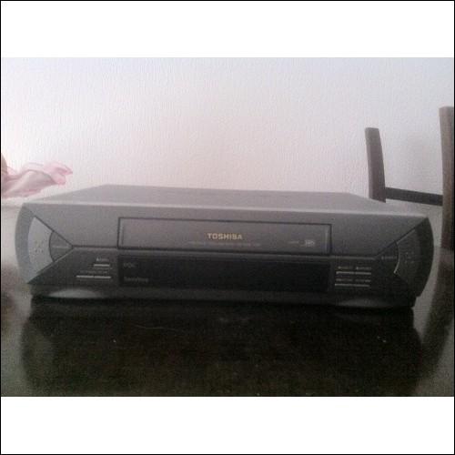 Lecteur VHS